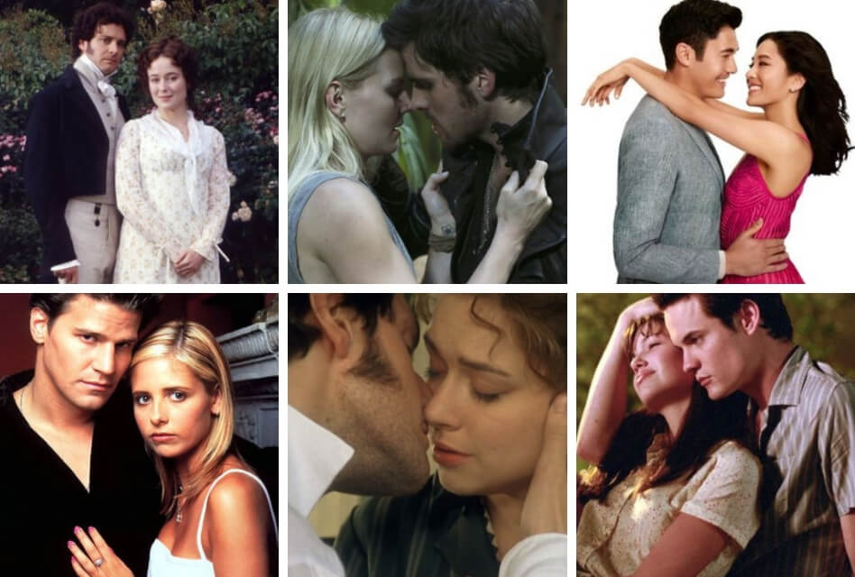15 Amazing Romantic Moments from Beloved Heroes