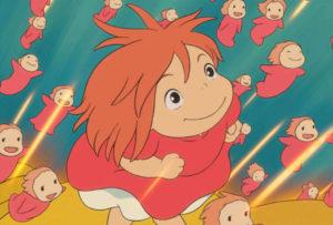Ponyo on the Cliff by the Sea: Studio Ghibli Retells The Little Mermaid