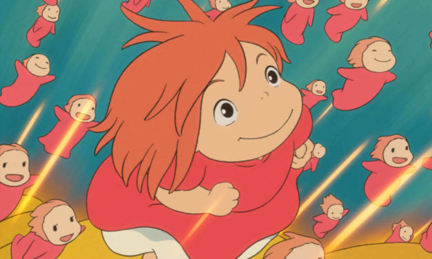 Ponyo on the Cliff by the Sea: Studio Ghibli Retells The Little Mermaid