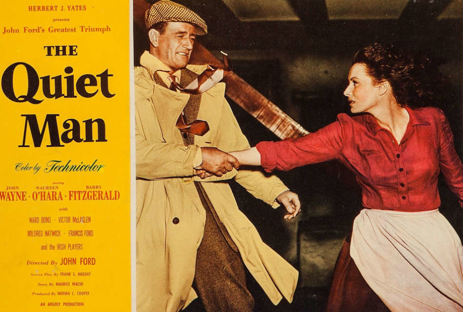 The Quiet Man (1952) – A Cinematic Love Letter to Ireland