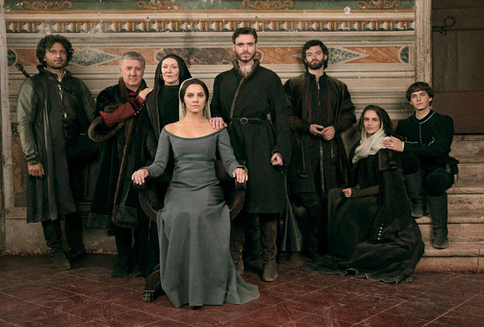 Medici: Masters of Florence, Richard Madden, Period Dramas, Florence