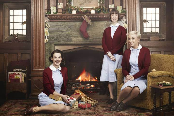 call the Midwife promo image