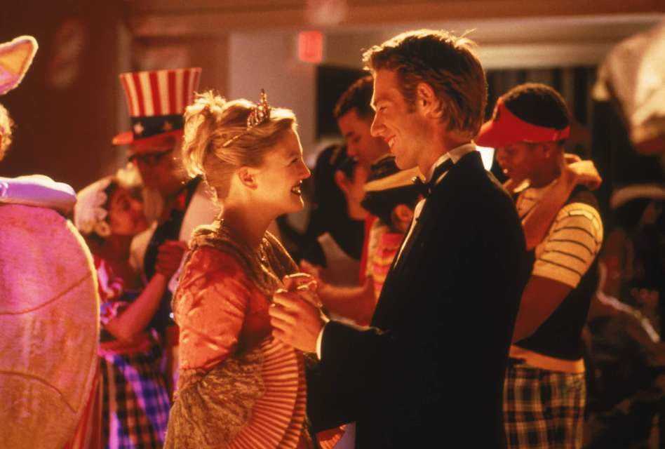 Classic Romantic Moment of the Month: 'Never Been Kissed' and the Best First Kiss