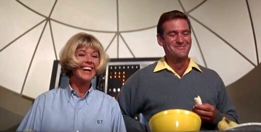 Doris Day and Rod Taylor in Romantic Comedy List