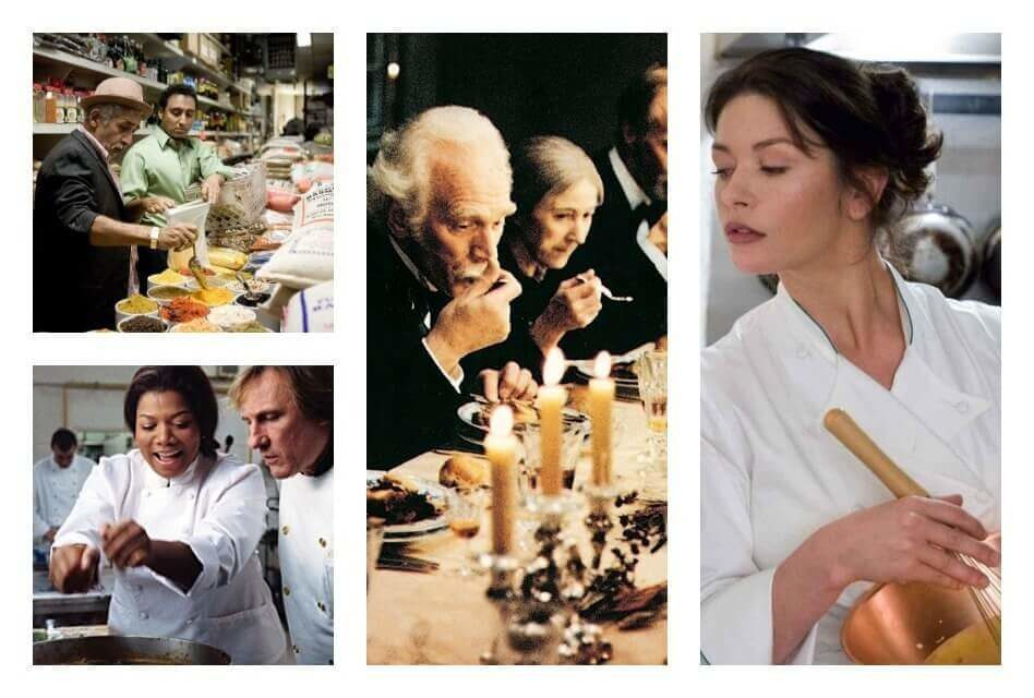 Here are 20 of the Best Mouthwatering Films for Foodies and Romantics to Watch