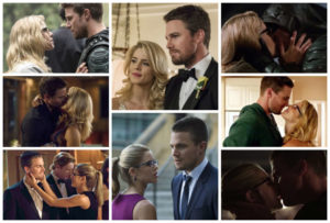 Olicity, Arrow, Felicity Smoak, Oliver Queen, Romance, TV Couples