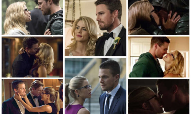 15 Amazing Olicity Moments that Made You Fall in Love