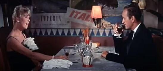 Doris Day & David Niven in Romantic Comedy List