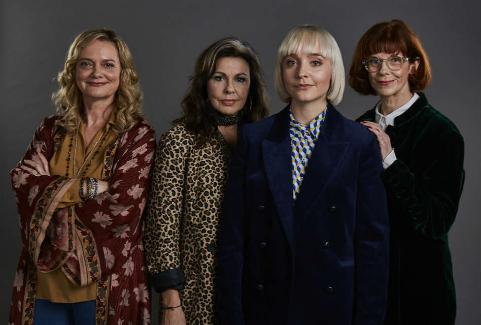 Queens of Mystery (2019): A Charming & Quirky Mystery Series