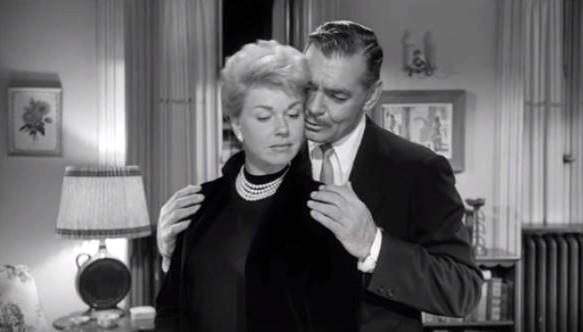 Clark Gable & Doris Day in Romantic Comedy List; Doris Day Movies