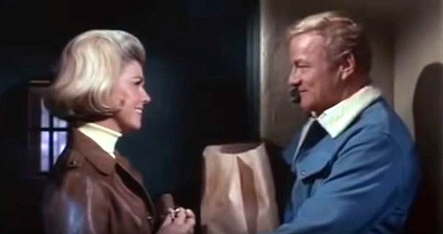 Brian Keith and Doris Day in Romantic Comedy List