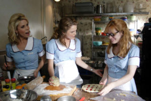 Waitress; Here are 20 of the Best Mouthwatering Films for Foodies and Romantics to watch; films for foodies