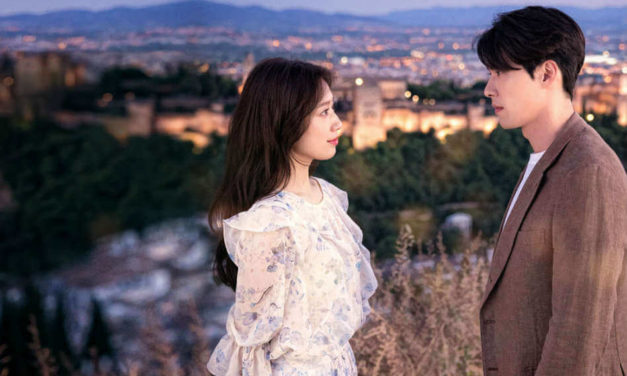 Memories of the Alhambra: How to Get Your Son and Yourself Hooked on a K-Drama