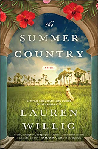 The Summer Country by Lauren Willig: A Beautiful Historical Epic #BookReview