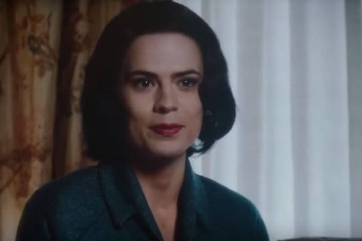 Peggy talks about her husband. Romantic Moment of the Month: 'Avengers: Endgame' - Who Did Peggy Carter Marry?