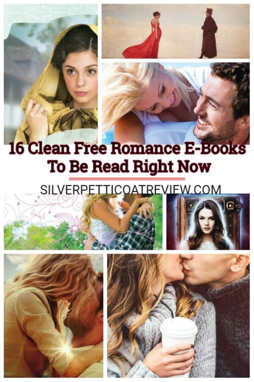 16 Clean Free Romance E-Books To Be Read Right Now. We've compiled a list of clean and wholesome free books to buy from Amazon.  #ContemporaryRomance #CleanRomance #HistoricalRomance #FairyTales #YoungAdult