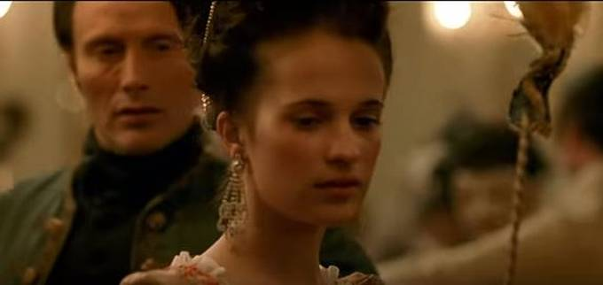 A Royal Affair; movies about royals