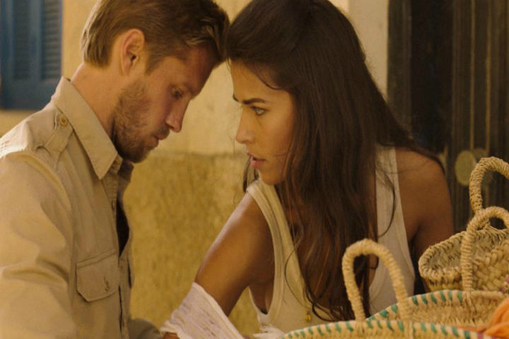 Blood and Treasure, The Mummy, Danny and Lexi, Action Adventure Drama, Romance