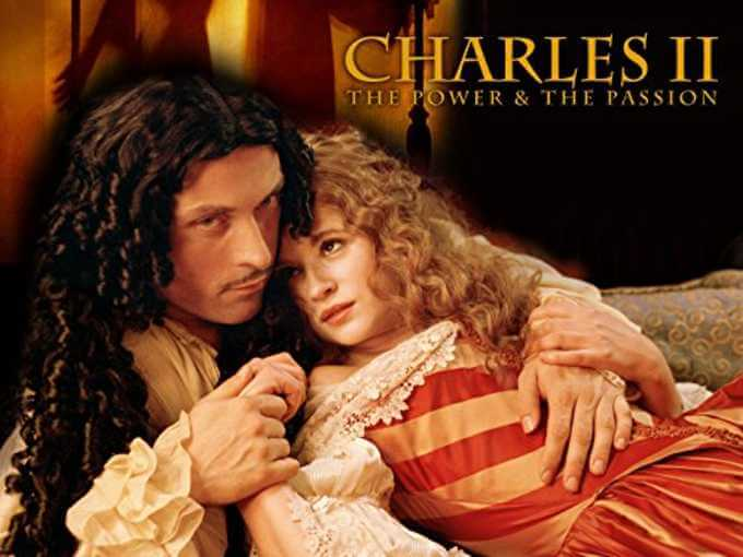 Charles II: The Power and the Passion promotional poster