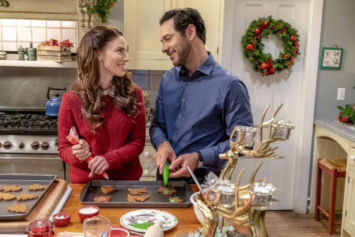 Christmas at Pemberley Manor promo photo