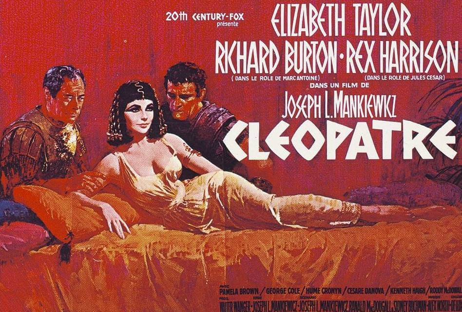 'Cleopatra' Movie Review - An Imperfect Spectacle With Elizabeth Taylor
