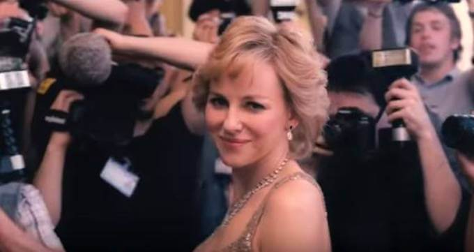 Diana movie photo; movies about royals
