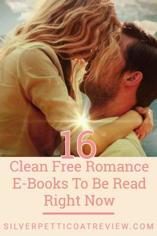 16 Clean Free Romance E-Books To Be Read Right Now. #Amazon #ContemporaryRomance #CleanRomance #HistoricalRomance #RomanceBooks #list #KindleBooks #EBooks