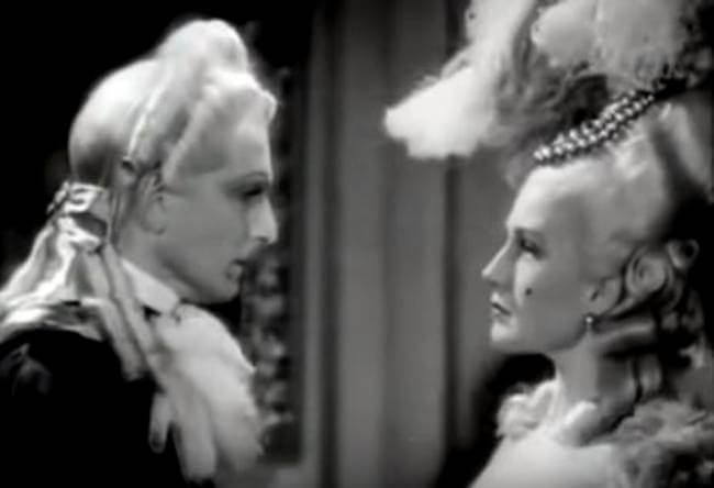 Marie Antoinette (1938); movies about royals