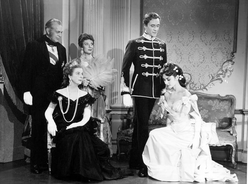 Mayerling photo still; Thirty-Five Fascinating Movies About Real-Life Royals to Watch