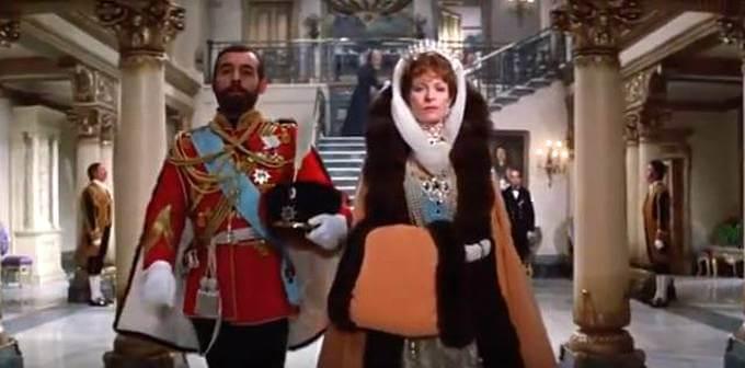 Nicholas and Alexandra (1971) movie image