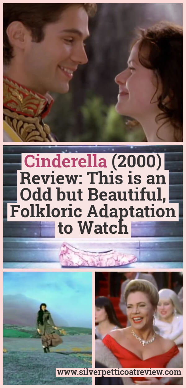 Cinderella (2000): This is an Odd but Beautiful, Folkloric Adaptation to Watch. Find out more about this lesser-known version in our review.  #FairyTales #Cinderella #FairyTaleRomance #FilmReview #folklore #AmazonPrime