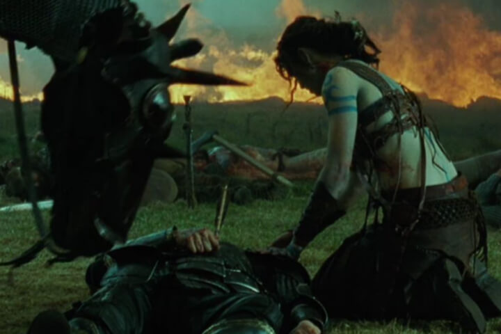 Classic Romantic Moment of the Month: Lancelot and Guinevere - The Most Epic Romantic Rescue in Battle