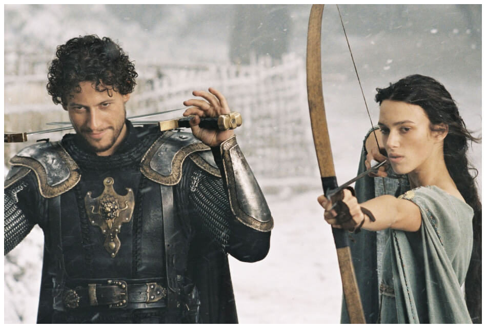 Lancelot and Guinevere: The Most Epic Romantic Rescue in Battle