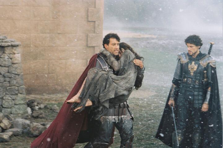 King Arthur (2004) promotional picture.