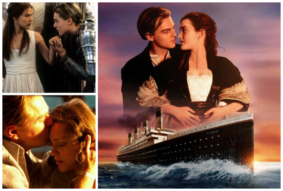 Top 5 of the Most Romantic Leonardo Dicaprio Movies to Watch