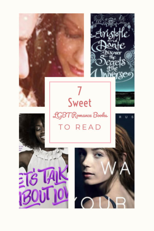 7 Sweet LGBT Romance Books You Need to Read #LGBT #RomanceBooks #ownvoices