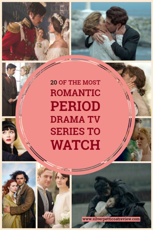 We rounded up a list of 20 of the most romantic period drama TV series to watch. From Downton Abbey to Poldark, Victoria, Grand Hotel, and more. Check it out and find some new shows to watch. #RomanticTVShows #PeriodDramas #KDrama #ScarletHeart #MissFisher