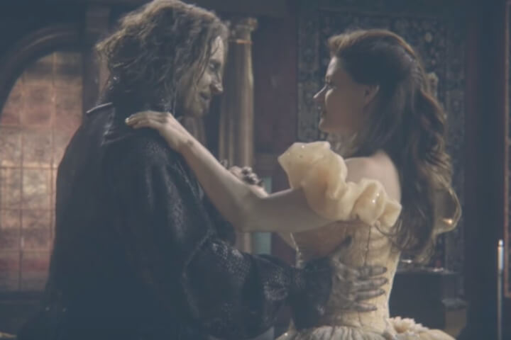 Rumple and Belle in Once Upon a Time. Ranking the 16 Best Adaptations of the Beauty and the Beast Story
