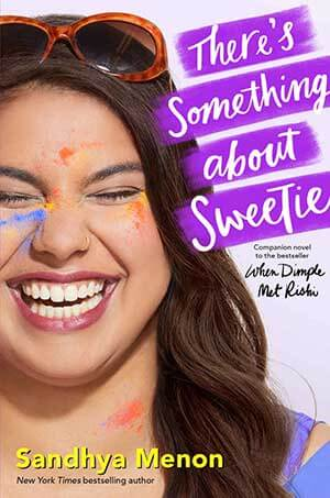 There's Something About Sweetie Book Review: A Fun and Moving YA Romance