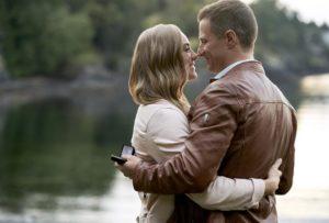 chesapeake shores romantic moment