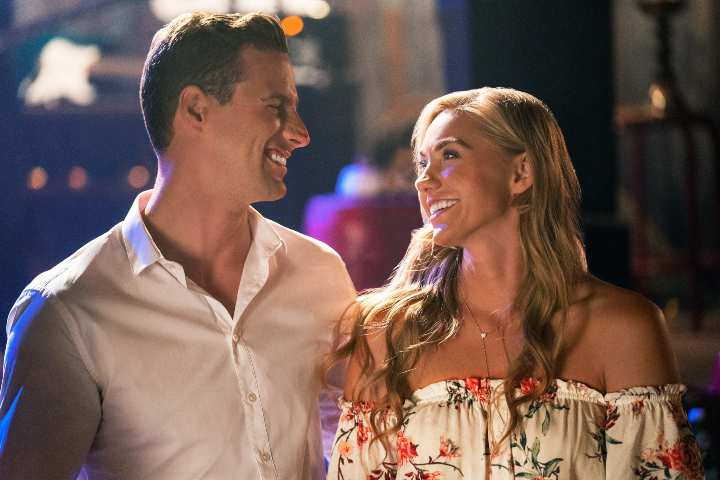 hallmark chesapeake shores image; Kevin and Sarah