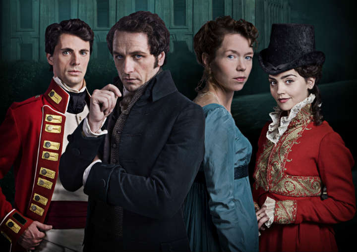 Death Comes to Pemberley image; 15 of the Best Pride and Prejudice Adaptations, Ranked