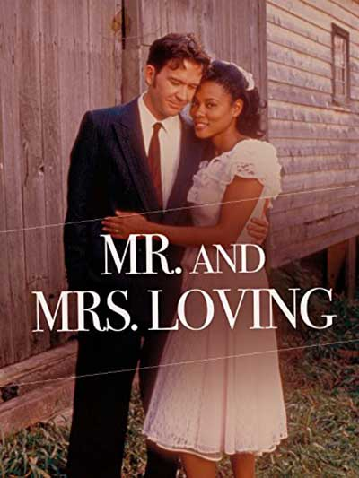 Mr. and Mrs. Loving poster; The 50 Best Free Period Dramas to Watch on IMDB TV