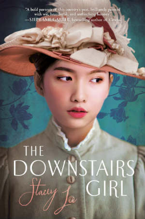 The Downstairs Girl Book Cover: 'The Downstairs Girl' Book Review: A Stunning New Historical Fiction Novel