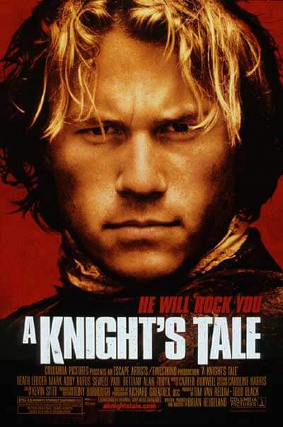 A Knight's Tale Poster; The 50 Best Free Period Dramas to Watch on IMDB TV