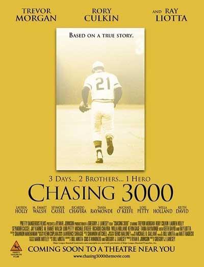 Chasing 3000 poster