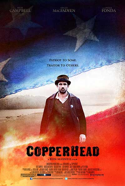 Copperhead poster