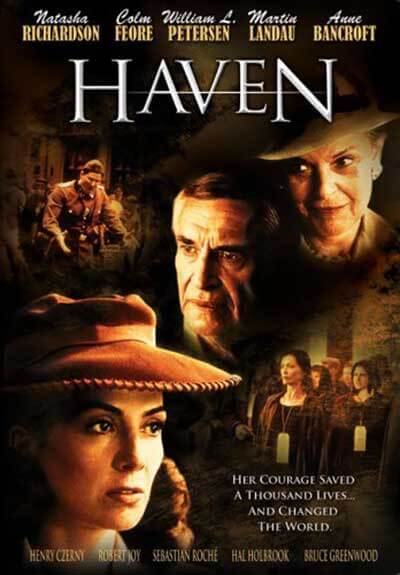Haven 2001 Movie Poster; The 50 Best Free Period Dramas to Watch on IMDB TV