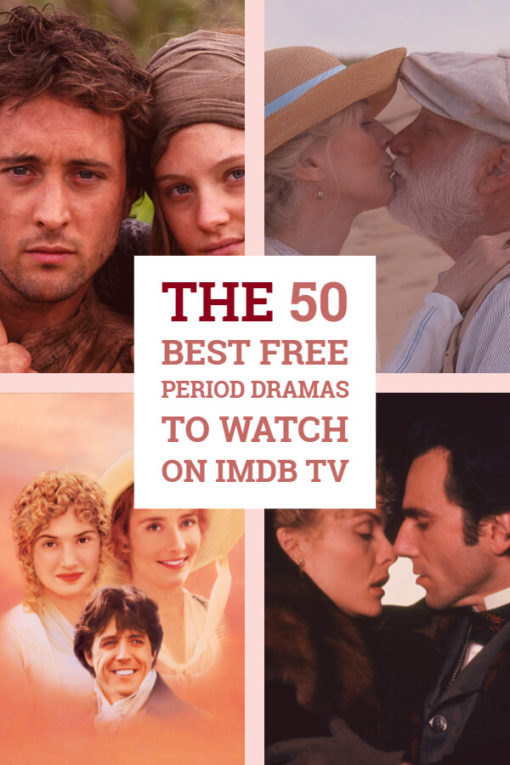 The 50 Best Free Period Dramas to Watch on IMDB TV