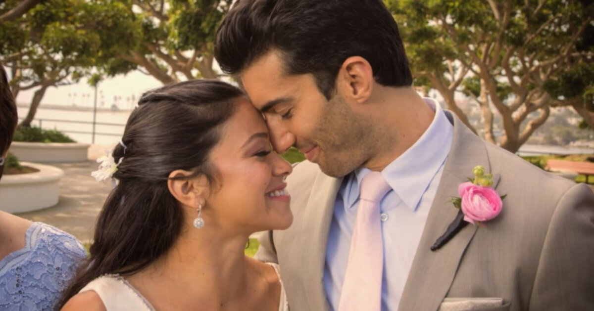 Romantic Moment of the Month: Jane and Rafael in the Beautiful 'Jane the Virgin' Finale